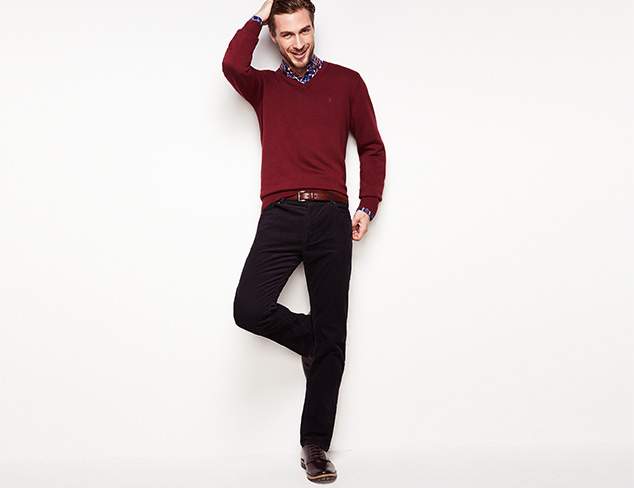 Casual Friday feat. IZOD at MYHABIT