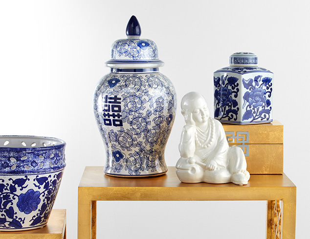Chinoiserie Chic: Décor at MYHABIT
