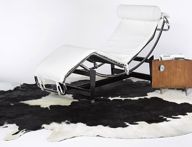 Cowhide Rugs & More at MYHABIT