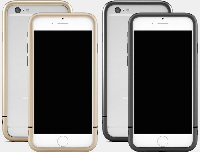 Design by many AL13 v3 AeroSpace Aluminum Bumper for iPhone 6 & 6 Plus_7