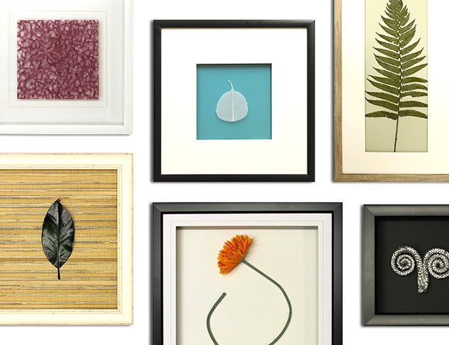 Framed Finds: Natural Elements at MYHABIT