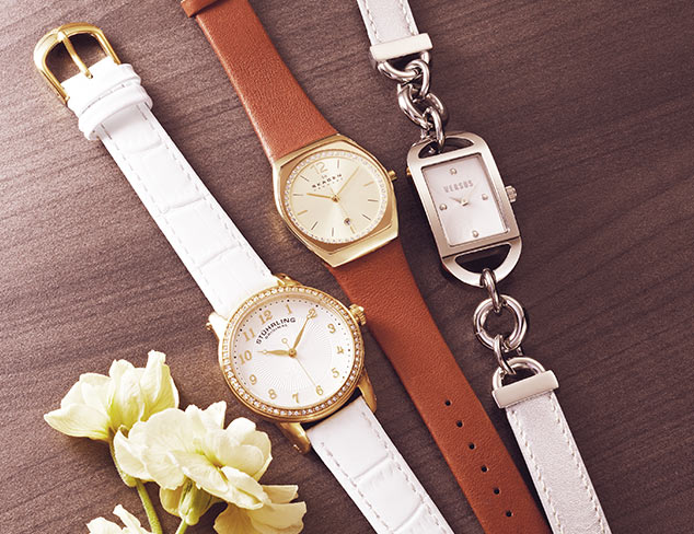 Gifts to Love: Leather Watches at MYHABIT
