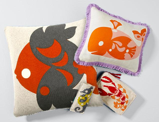 Instant Update: Decorative Pillows at MYHABIT