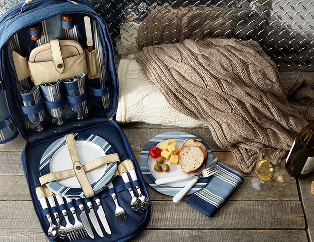 It's Tailgate Time feat. Picnic at Ascot at MYHABIT