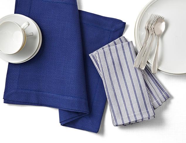 KAF Home Table Linens & Serveware at MYHABIT