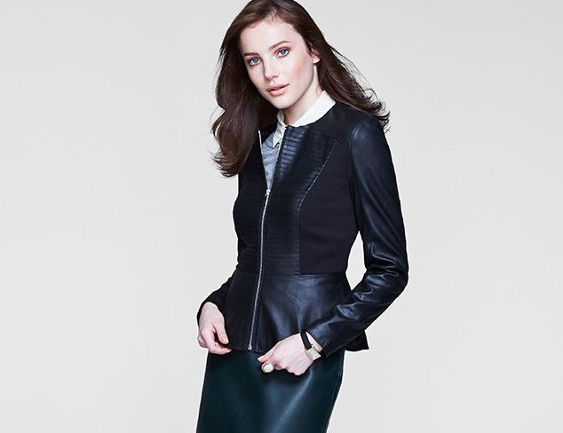 Ladylike Glam: Coats & Separates at MYHABIT