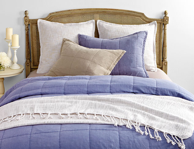 Mélange Home Bedding & Throws at MYHABIT