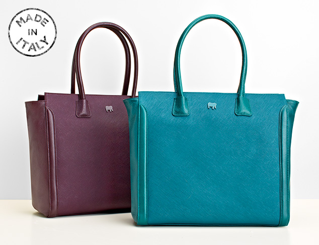 Made in Italy: Handbags at MYHABIT