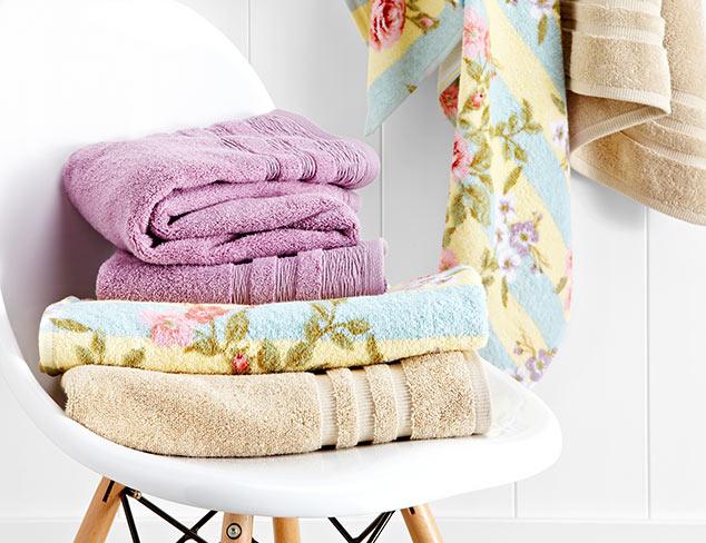 Maisonette Bath Linens at MYHABIT
