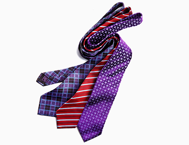 Neck Ties feat. Brioni at MYHABIT