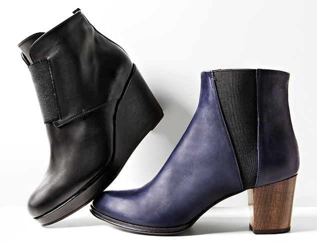 New Arrivals: Ankle & Wedge Boots at MYHABIT