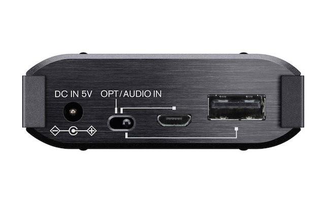ONKYO DAC-HA200B D:A Converter and Headphone Amplifier5