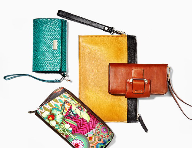 Organize Your Bag: Wallets, Cases & More at MYHABIT