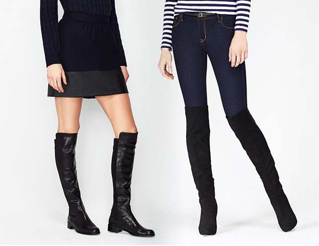 Over-the-Knee Glam: Boots at MYHABIT