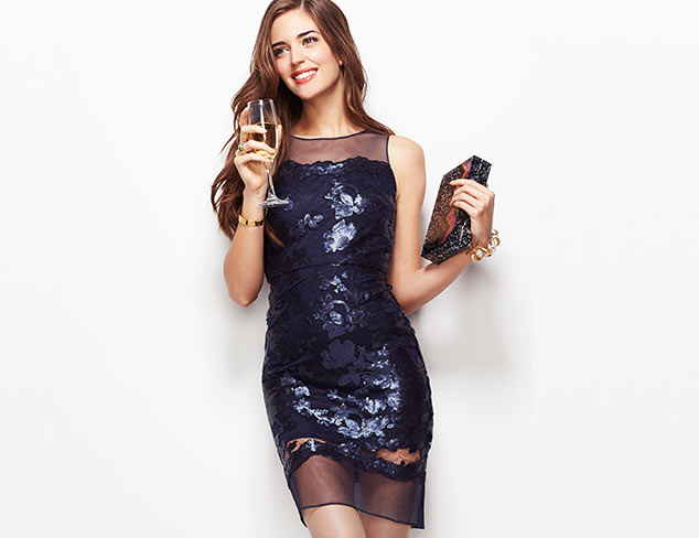 Party Perfect: Statement Dresses at MYHABIT
