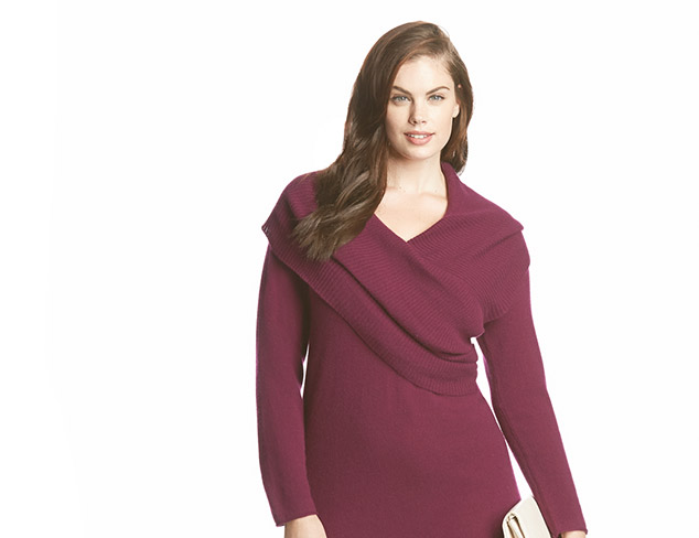 Plus Size: Sweaters at MYHABIT