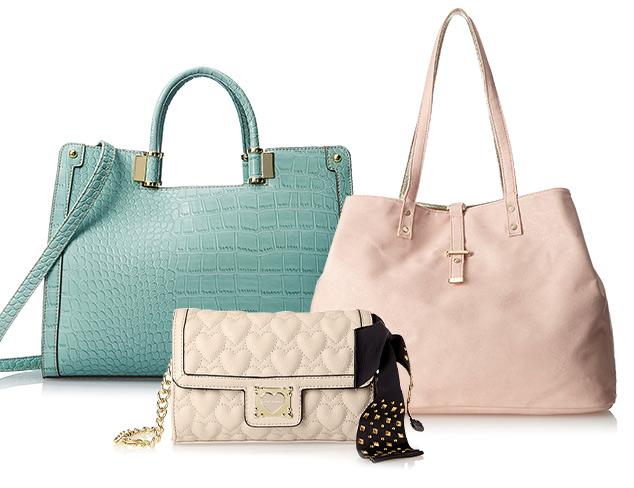 Pretty Pastels: Handbags at MYHABIT