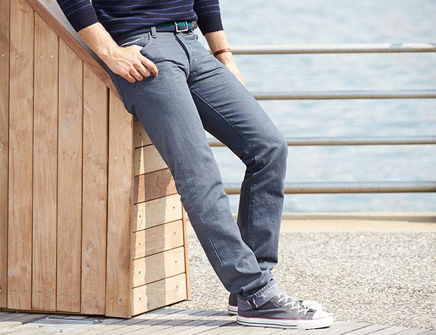 Selvedge & Raw Jeans at MYHABIT