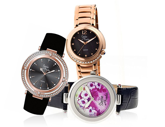 Sophie & Freda Watches at MYHABIT