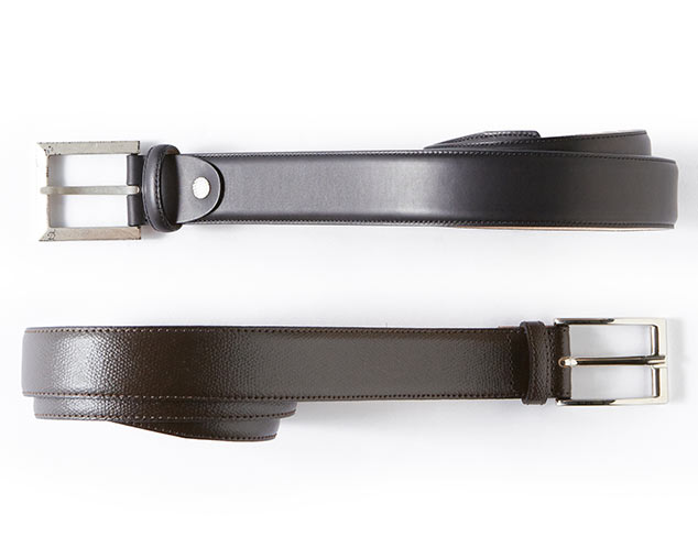 Style Staples:  Belts at MYHABIT