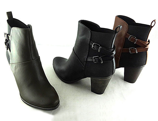 Style Steals: Boots & Booties at MYHABIT