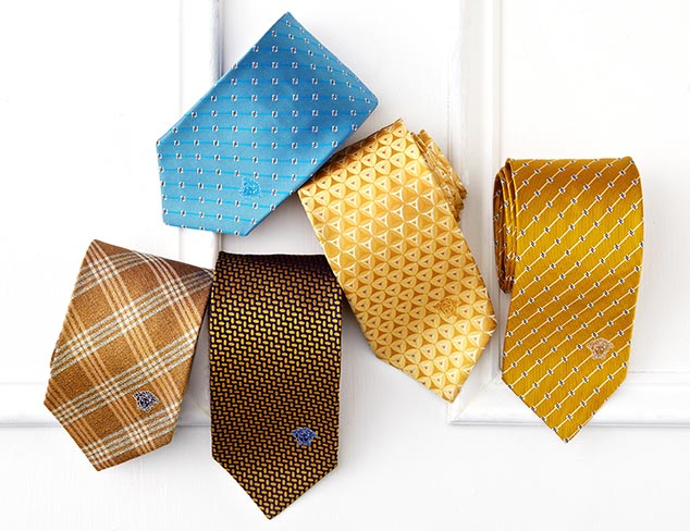 The Gentleman's Closet: Designer Ties at MYHABIT