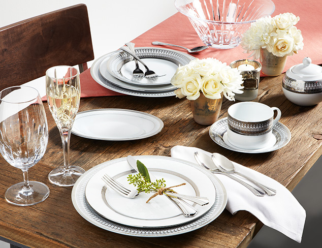 The Valentine's Day Table feat. Reed & Barton at MYHABIT