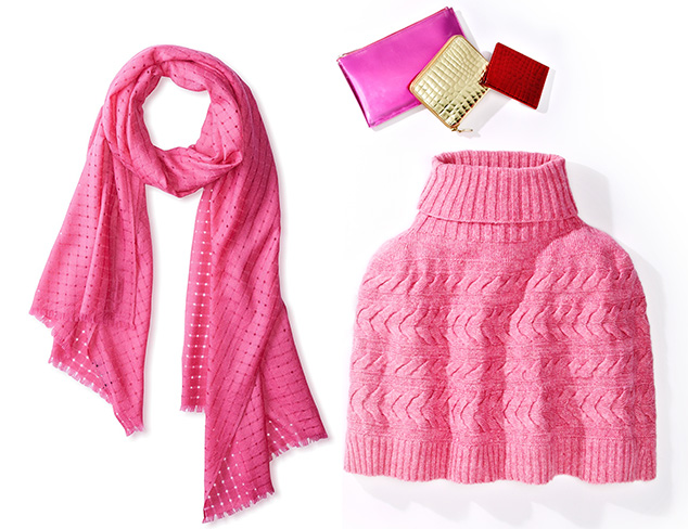 Think Pink: Accessories at MYHABIT