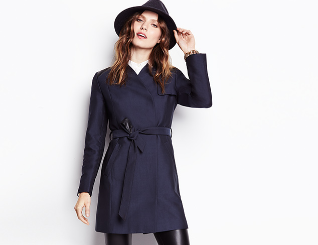 Timeless Trend: The Trench at MYHABIT