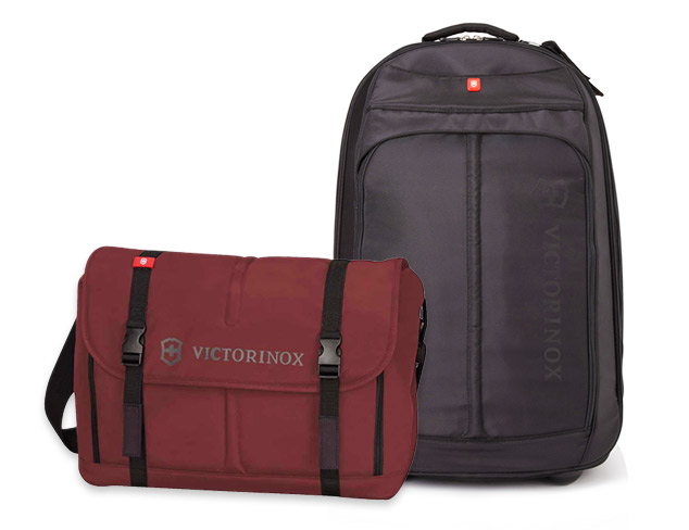 Travel Time: Victorinox Luggage & More at MYHABIT