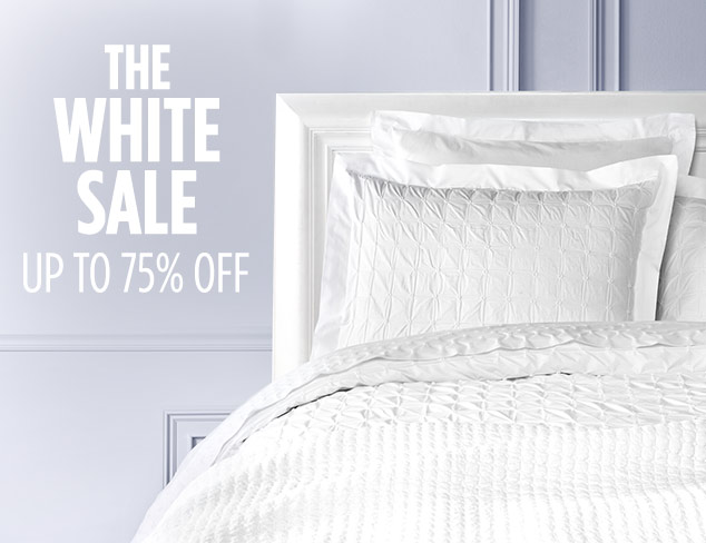 Up to 75% Off: Bedding Basics at MYHABIT
