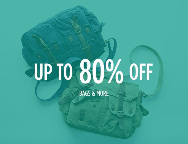 Up to 80% Off: Bags & More at MYHABIT