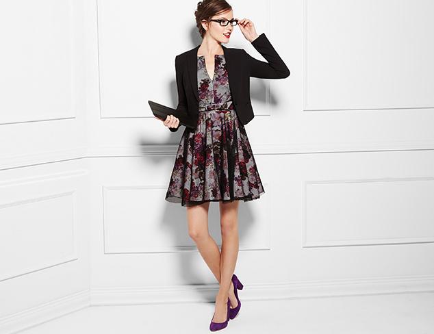 Up to 80% Off: Eva Franco Dresses at MYHABIT