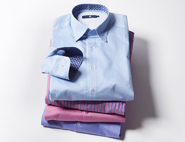 Versatile Style: Shirts feat. TailorByrd at MYHABIT