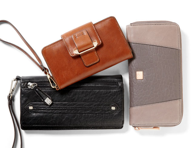 Wallets, Pouches & Cases feat. Kooba at MYHABIT