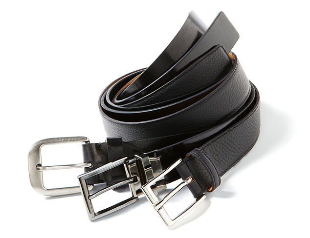 Wardrobe Essential: Tailored Belts at MYHABIT
