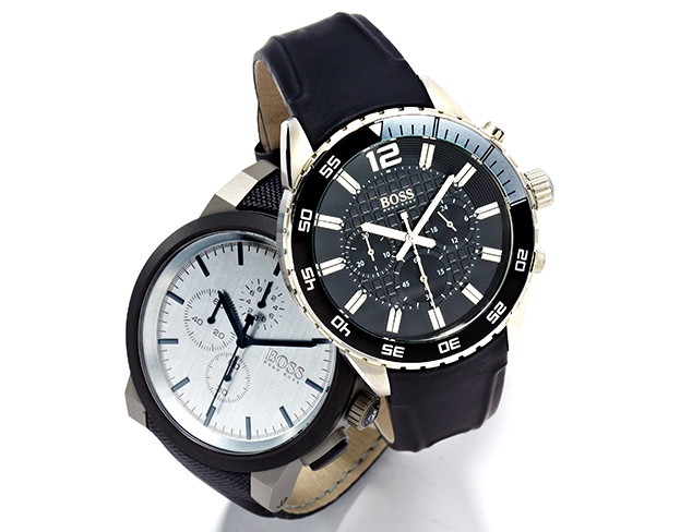 Watches feat. Hugo Boss at MYHABIT