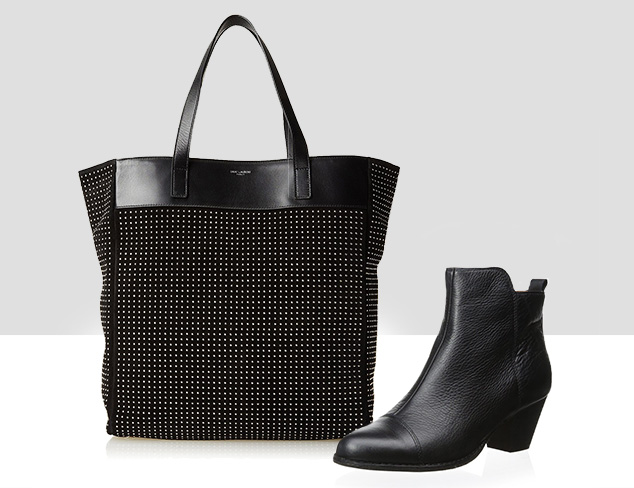 With a Little Edge: Shoes & Bags at MYHABIT
