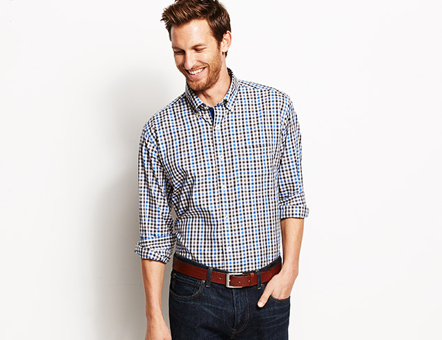 Zachary Prell & More: Traditional Styles at MYHABIT
