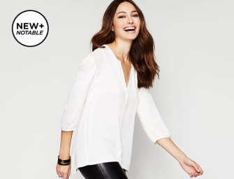 Best Deals: cooper & ella, Blazers & Skinny Jeans, Cashmere Accessories, Isabella Fiore Handbags, Kooba, Bags Under $150, The Classics Shoes, Ankle & Wedge Boots, La Mer Collections, Dermedicine, Your Best Body by bliss at MYHABIT