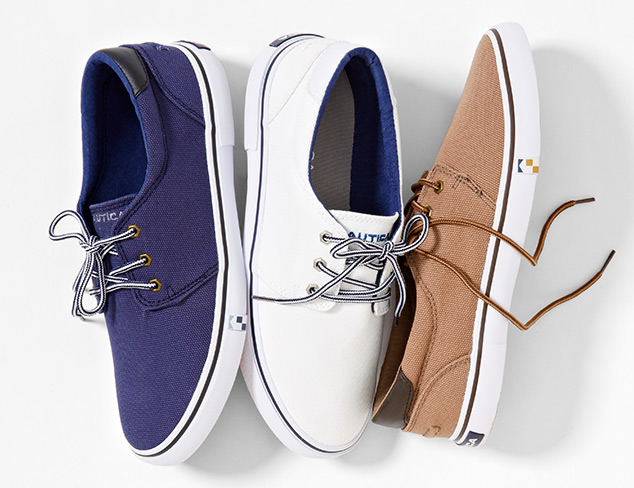 $30 & Under: Casual Styles feat. Nautica at MYHABIT