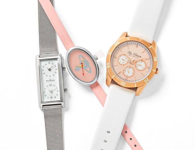 $99 & Under: Valentine's Day Watch Gifts For Her at MYHABIT