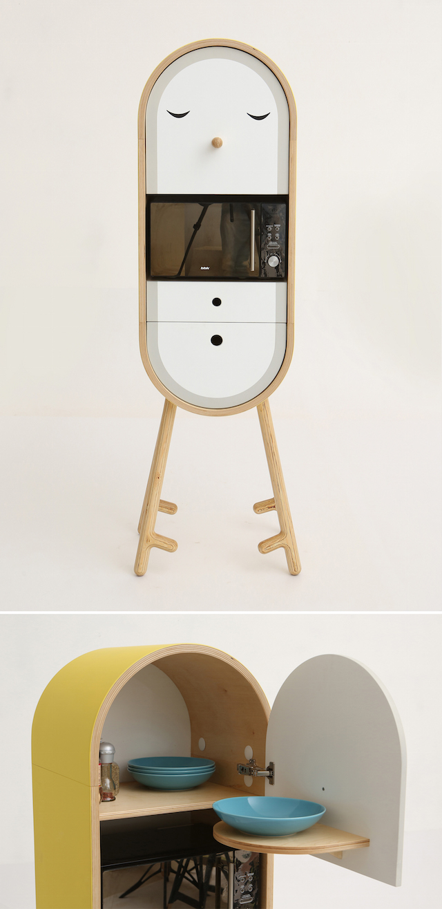 Aotta studio LOLO The Capsular Microkitchen_7