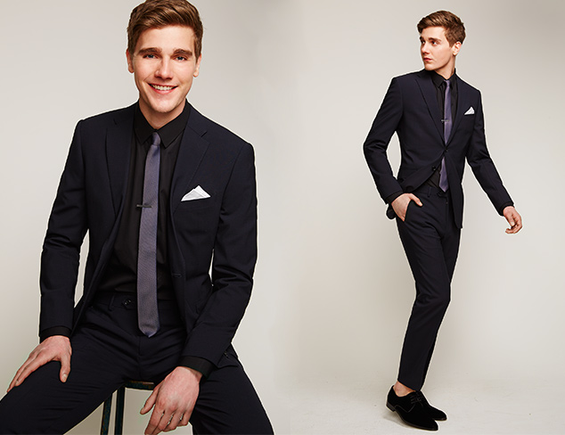 Armani Collezioni Suiting at MYHABIT