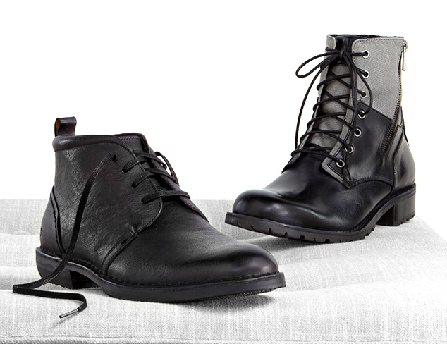 Back to Black: Shoes & Boots at MYHABIT