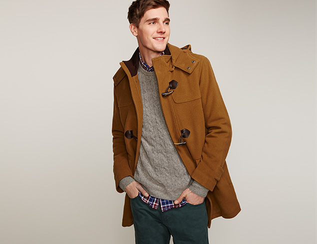 Brands We Like: Cole Haan & Museum Outerwear at MYHABIT