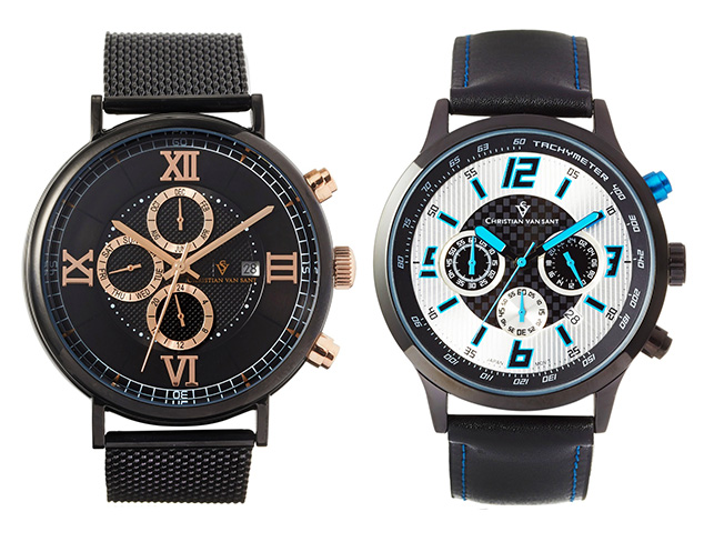 Christian Van Sant Watches at MYHABIT