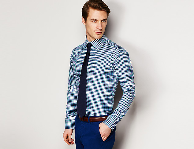Daniel Dolce & Robert Graham Dress Shirts at MYHABIT