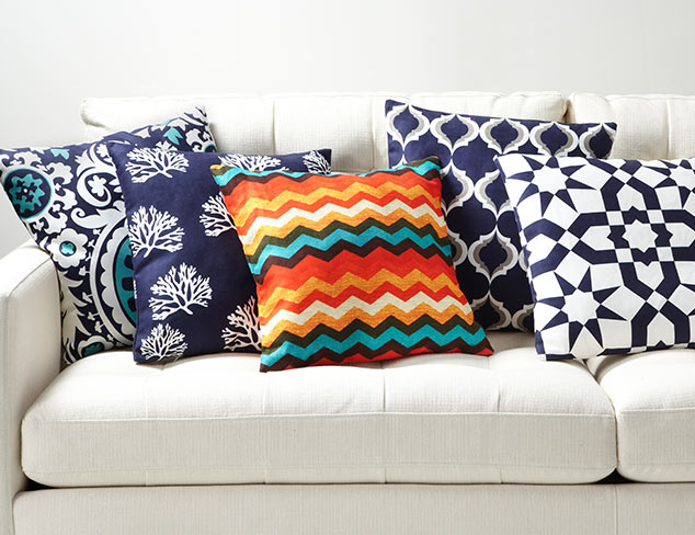 Decorative Throw Pillows by Gravel at MYHABIT