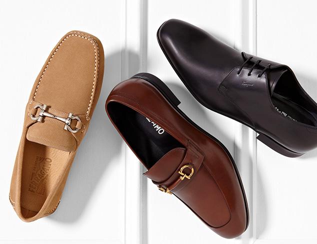 Designer Dress Shoes & Boots at MYHABIT